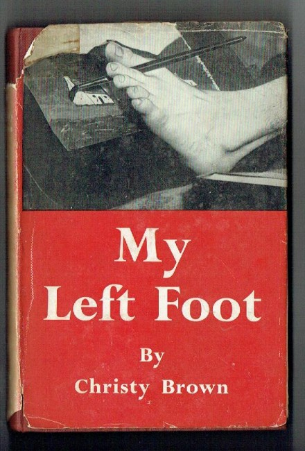 My Left Foot inscribed 1st. Edition